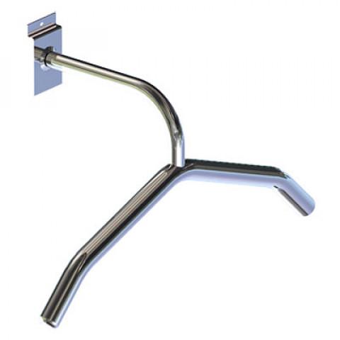 Cabide tubular painel